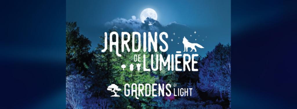 gardens of light banner