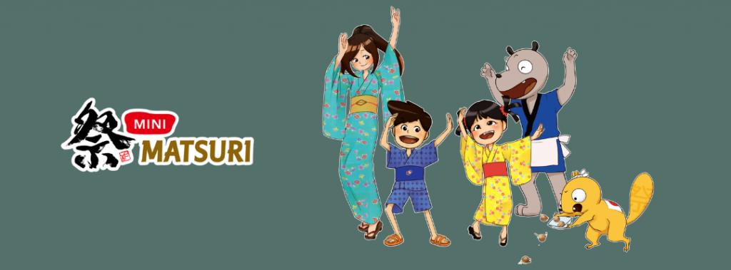 nikkei matsuri banner